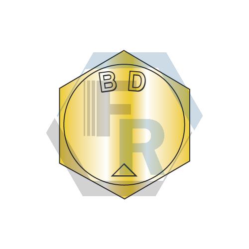ASME B18 2 1 GrBD, Fine, Yellow Zinc | Fasteners Resource